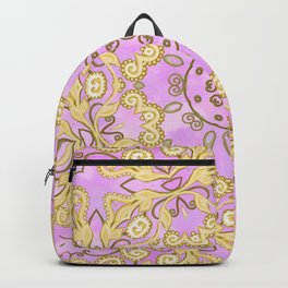 Cassy in Lilac Backpack