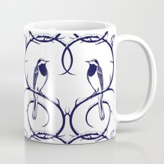 Love Birds Pattern Mug