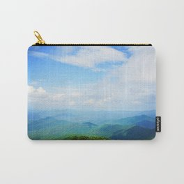 Summit at Brasstown Bald 1 Carry-All Pouch