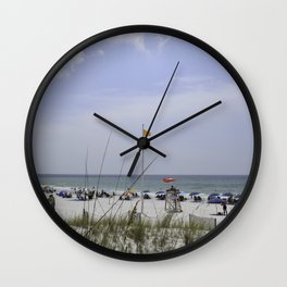 Moderate Current Wall Clock