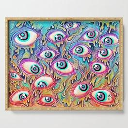 Eyeballs Serving Tray