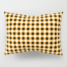 Checkbox Pattern Pillow Sham
