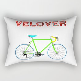 VeLover - Boy – June 12th – 200th Birthday of the Bicycle Rectangular Pillow