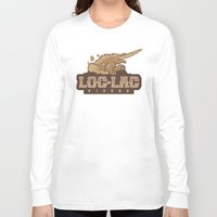 monster hunter Long Sleeve T-shirts featuring Monster Hunter All Stars - Loc-Lac Riders by Bleached ink