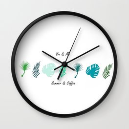 Cool attitude Wall Clock