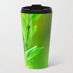Green Harmony Travel Mug