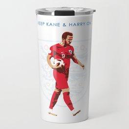 Harry Kane - Keep Kane & Harry On Travel Mug