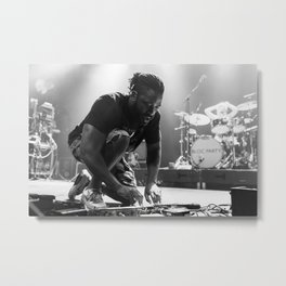 Bloc Party Metal Print