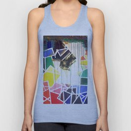 Color Theory Unisex Tank Top