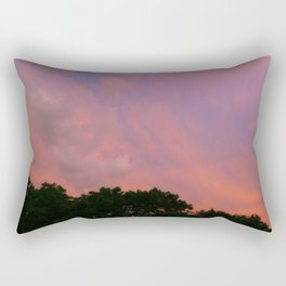 Up Wind Rectangular Pillow