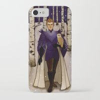 klaine iPhone & iPod Cases featuring In the Forest by Sweet Peach Tea