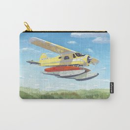 float plane - by phil art guy Carry-All Pouch