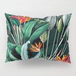 Midnight Garden V Pillow Sham