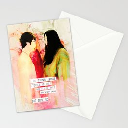 Rae & Finn's Happy Ending Stationery Cards