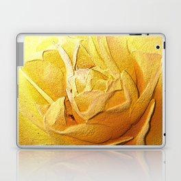 Yellow Rose Laptop & iPad Skin