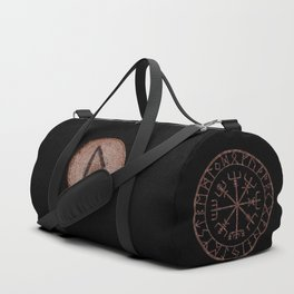 Uruz Elder Futhark Rune determination, persistence, freedom, courage, will, territoriality Duffle Bag