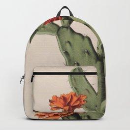 Botanical Cactus Backpack