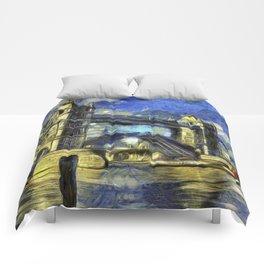Tower Bridge and the Waverley Art Comforters