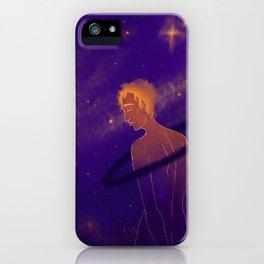 Space Boy  iPhone Case