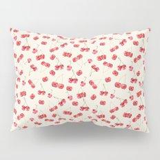 Cherry Pattern Pillow Sham