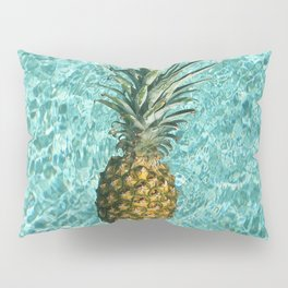 Pineapple Swimming Pillow Sham
