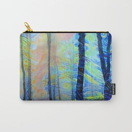 Sunrise in the Woods Carry-All Pouch
