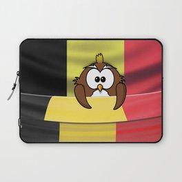 Belgian owl Laptop Sleeve
