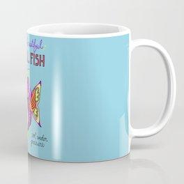 Leslie Knope Compliments: Tropical Fish  Coffee Mug