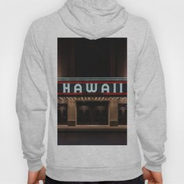 Hawaii Theater Hoody