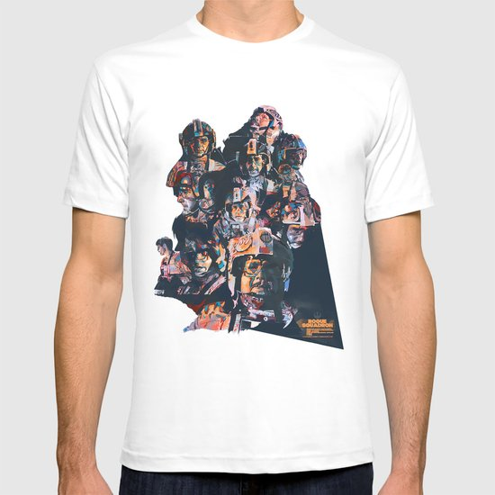 Rogue Squadron // Unsung Heroes of Star Wars T-shirt