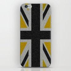 Union Jack - metal iPhone & iPod Skin