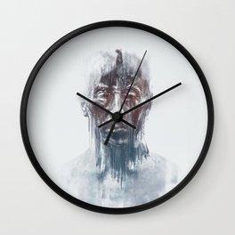 Portret 008 Wall Clock