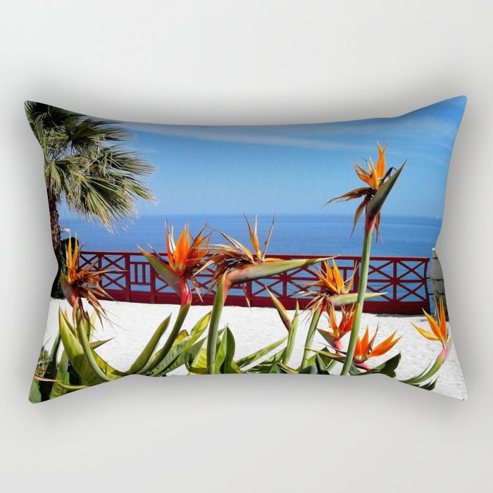 BEAULIEU SUR MER Rectangular Pillow