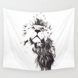 Lion King Wall Tapestry