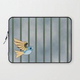 Mechanical birds Laptop Sleeve