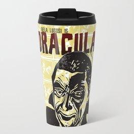 Bela Lugosi s Dracula Fan Art Travel Mug