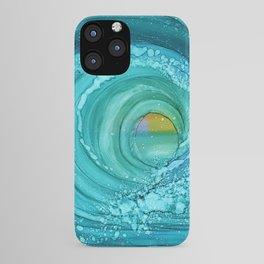 Sun Wave iPhone Case