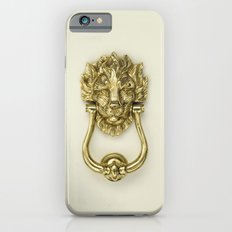 gold Slim Case iPhone 6