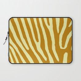 Chocolat Zebra Laptop Sleeve