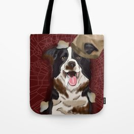 Dog Gone Dirty Tote Bag