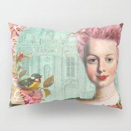 Marie Antoinette, Let Them Eat Cake Pillow Sham