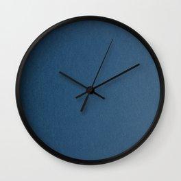 The Medium Denim Wall Clock