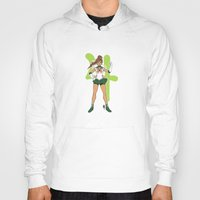 sailor jupiter Hoodies featuring Sailor Jupiter by Puck