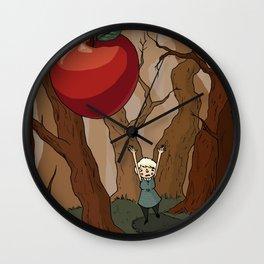 It's Too Dang High! Wall Clock