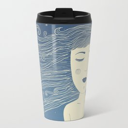 The Moon In Human Form Travel Mug