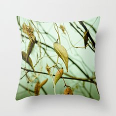 Entangled Lives Throw Pillow