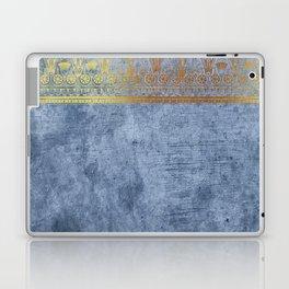 Blue Egypt Laptop & iPad Skin