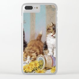 Daniel Merlin - The Accident Clear iPhone Case