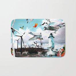 Wind Power Bath Mat