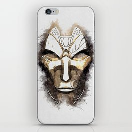 A Tribute to JHIN the Virtuoso iPhone Skin
